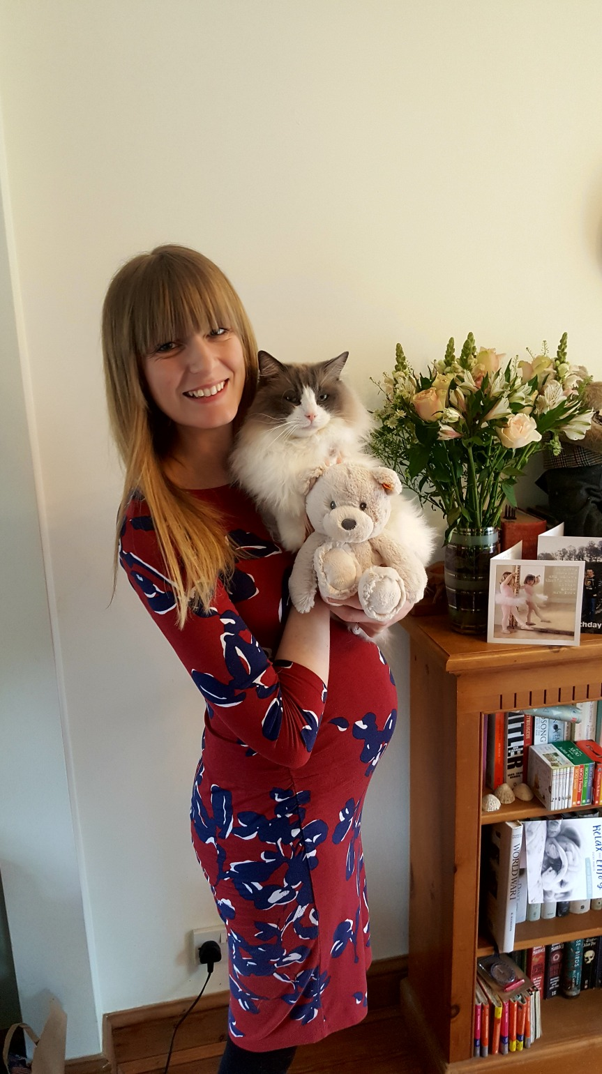 My pregnancy overhshare part three: the secondtrimester